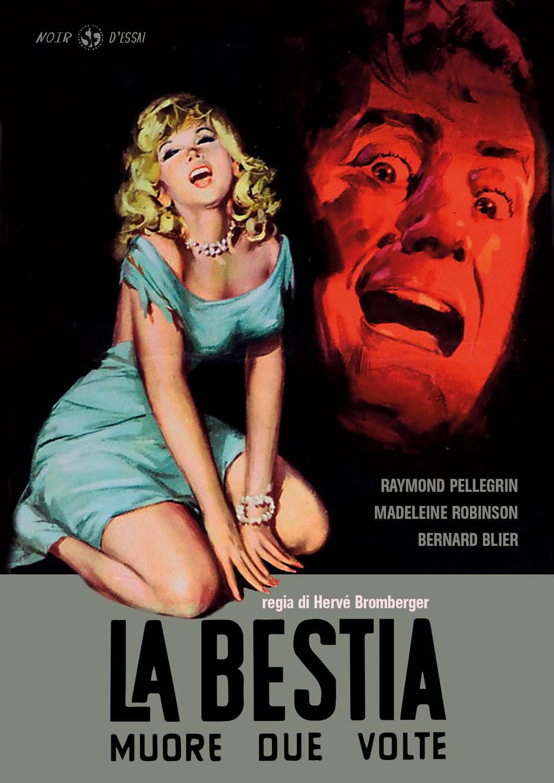 LA BESTIA MUORE DUE VOLTE (DVD)
