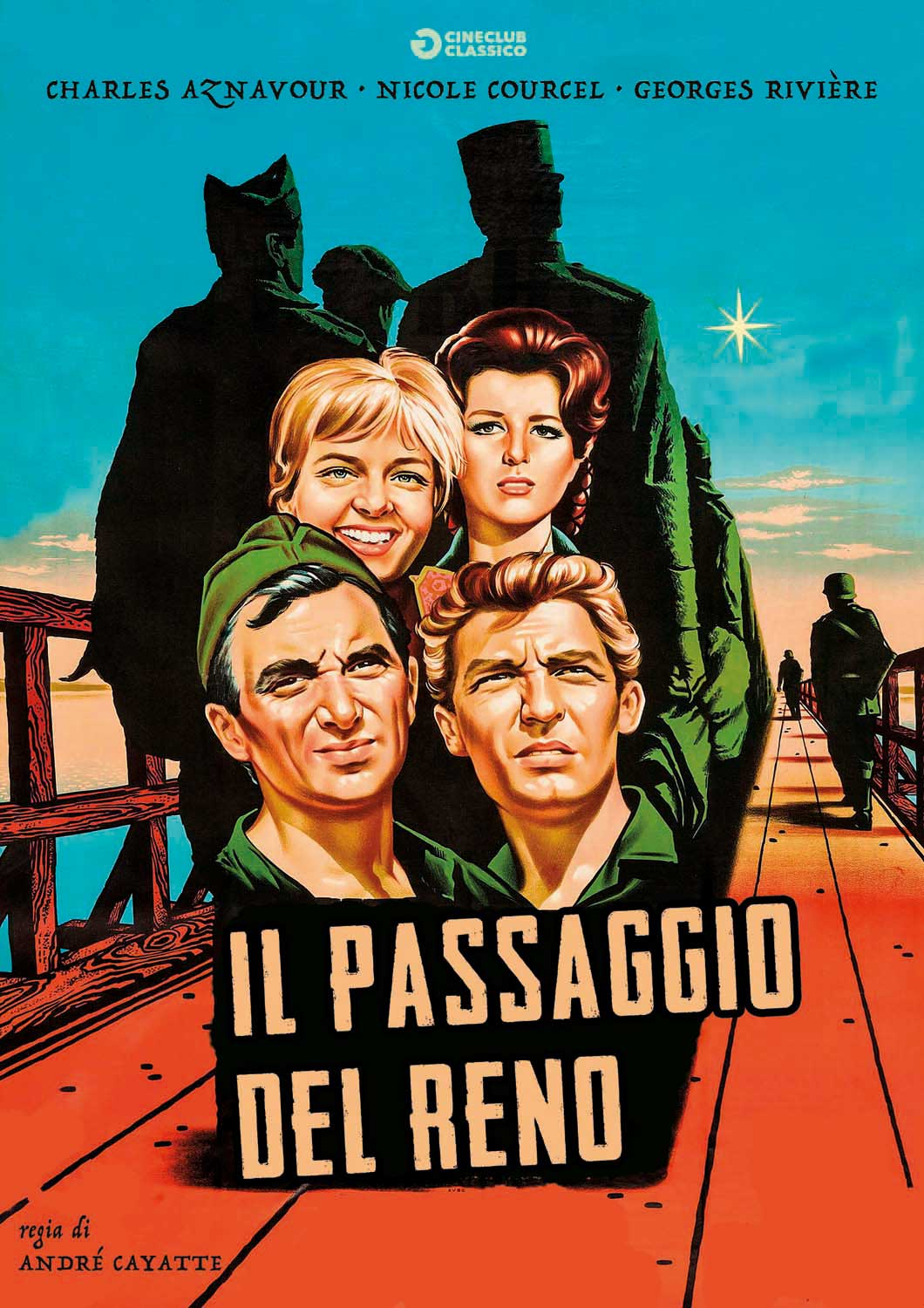 IL PASSAGGIO DEL RENO (DVD)
