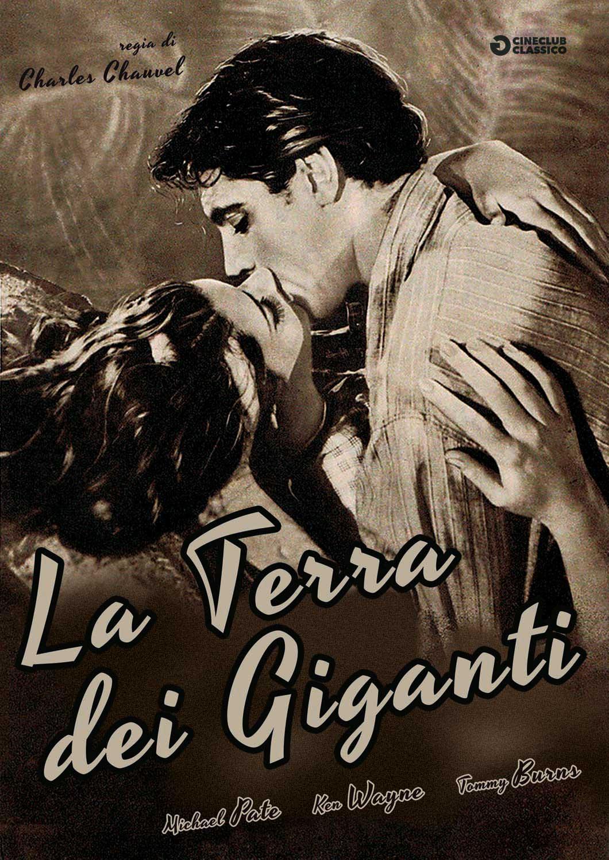 TERRA DI GIGANTI (DVD)