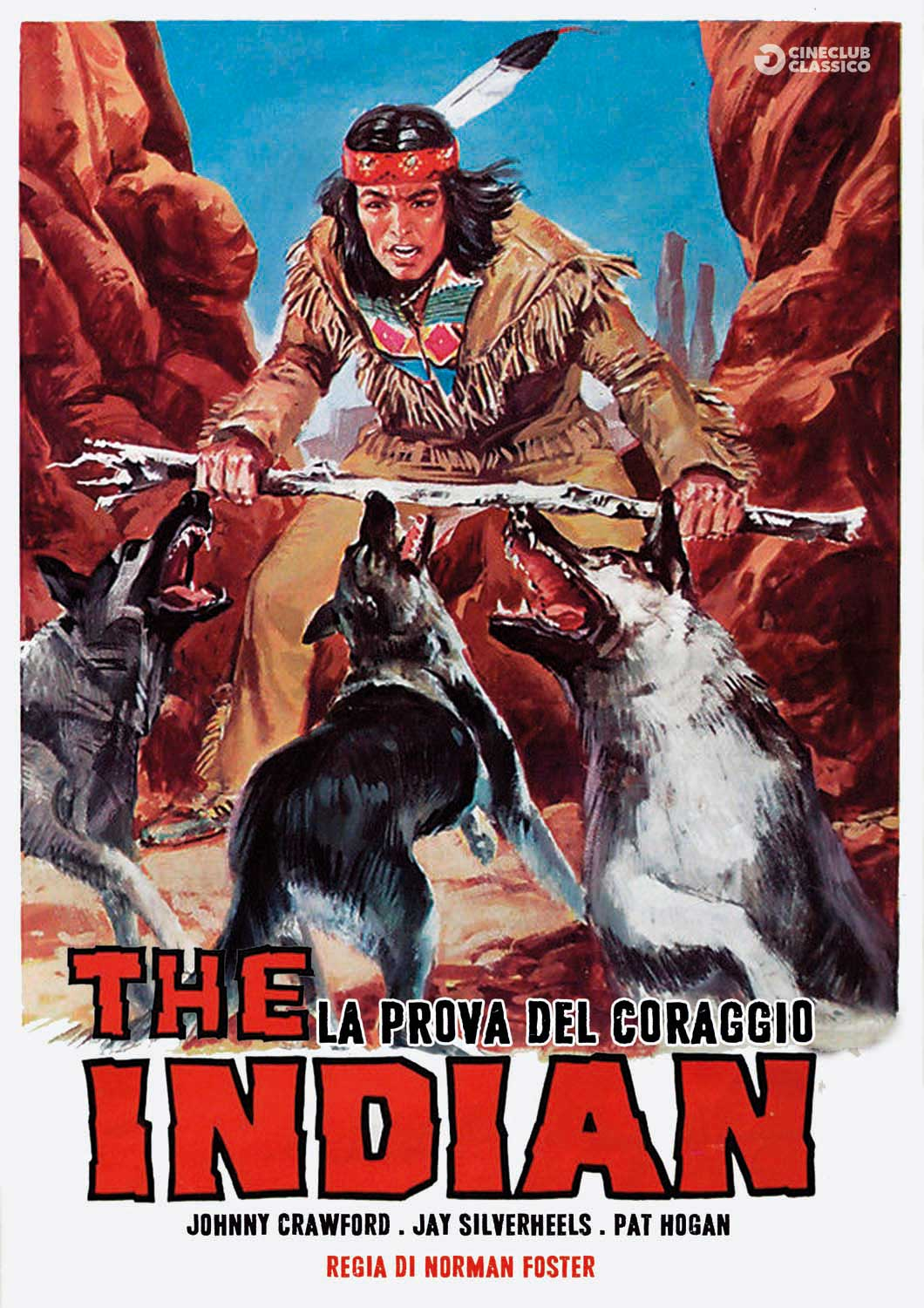 THE INDIAN - LA PROVA DEL CORAGGIO (DVD)