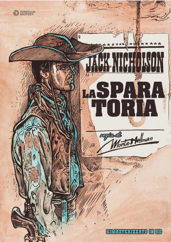 LA SPARATORIA (RIMASTERIZZATO IN HD) (DVD)