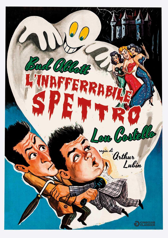 L'INAFFERRABILE SPETTRO (DVD)