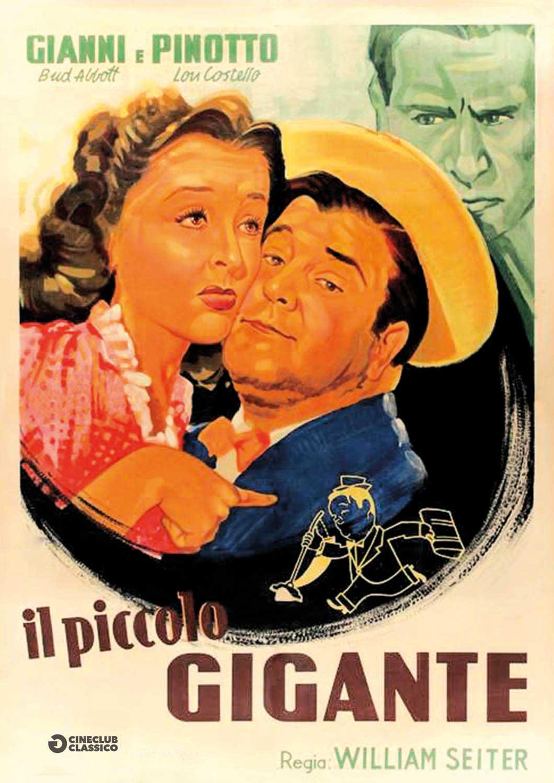 IL PICCOLO GIGANTE (DVD)