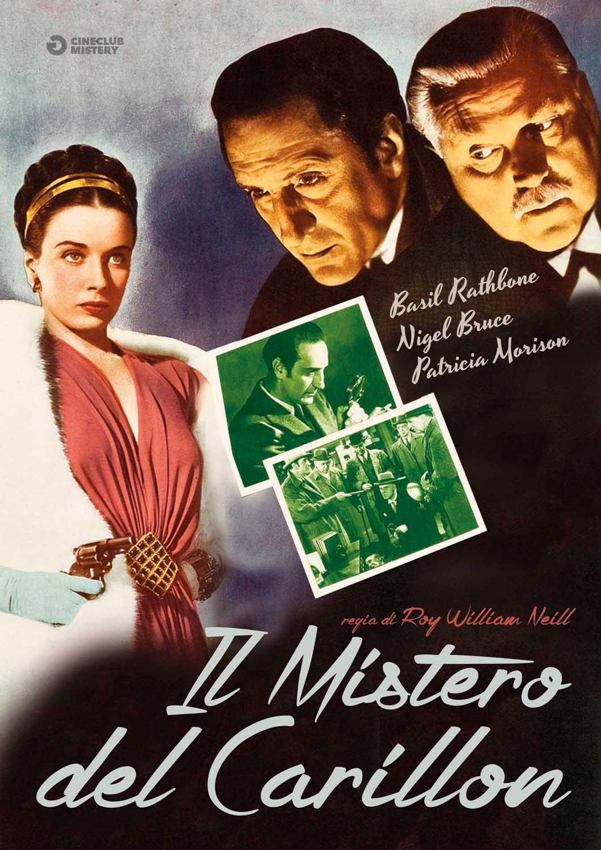 SHERLOCK HOLMES - IL MISTERO DEL CARILLON (DVD)