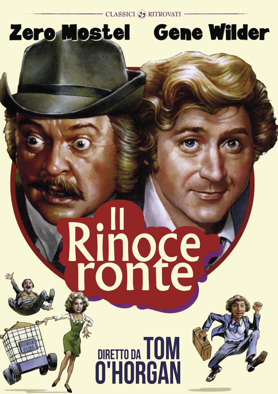 IL RINOCERONTE (DVD)