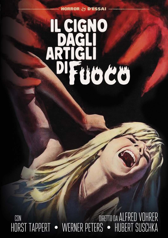 IL CIGNO DAGLI ARTIGLI DI FUOCO (DVD)