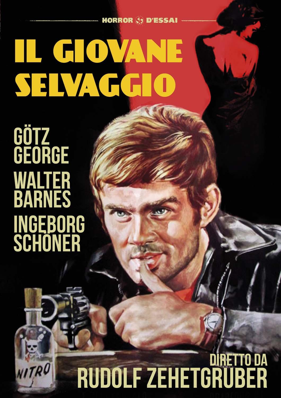 IL GIOVANE SELVAGGIO (DVD)