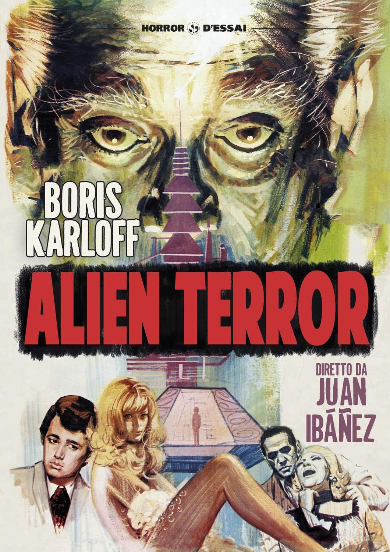 ALIEN TERROR (DVD)