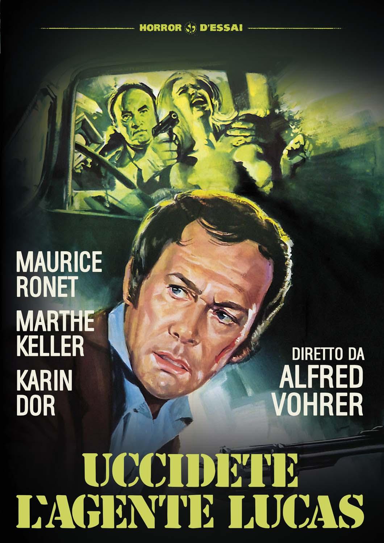 UCCIDETE L'AGENTE LUCAS (DVD)