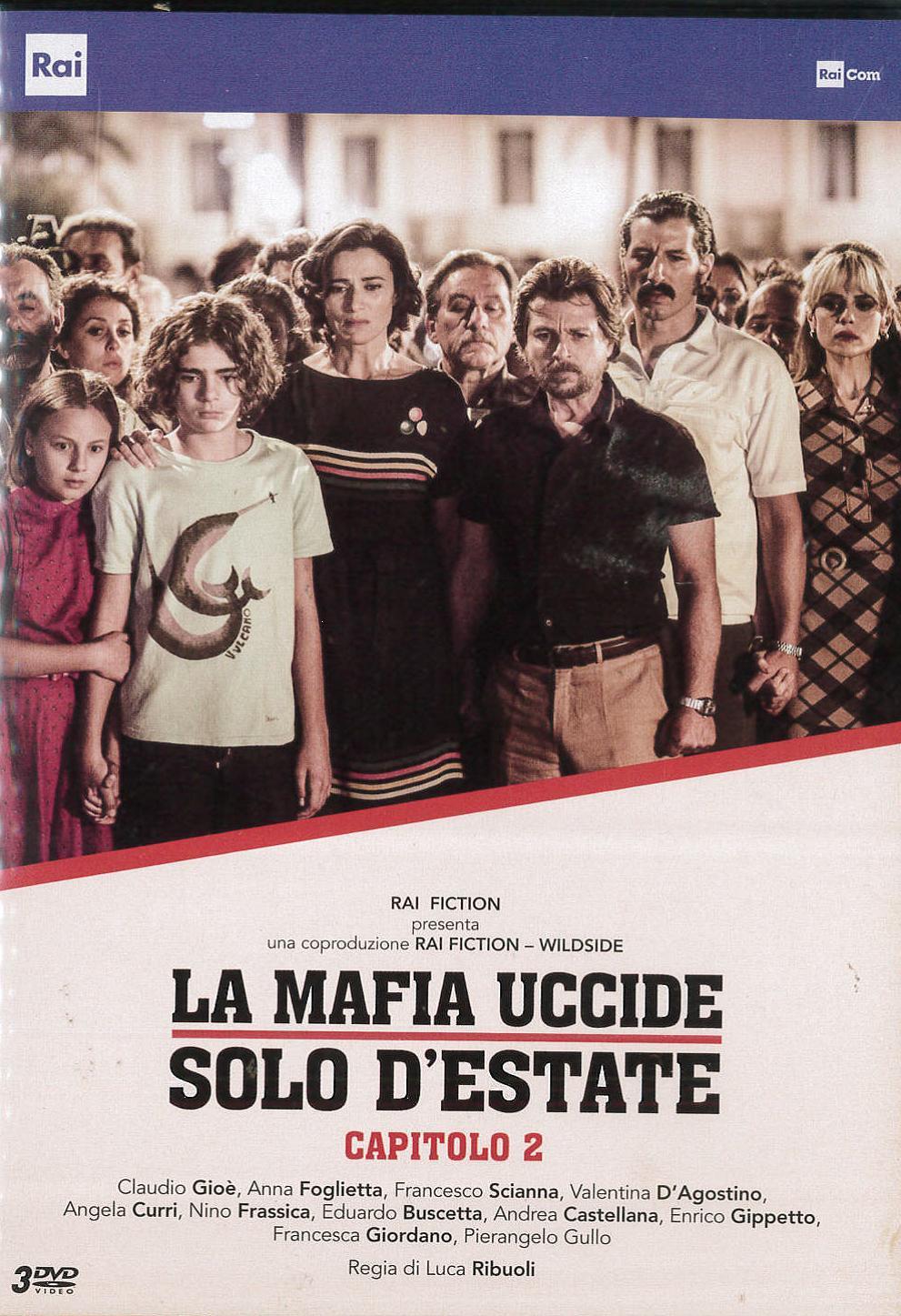COF.LA MAFIA UCCIDE SOLO D'ESTATE - LA SERIE 2 (3 DVD) (DVD)
