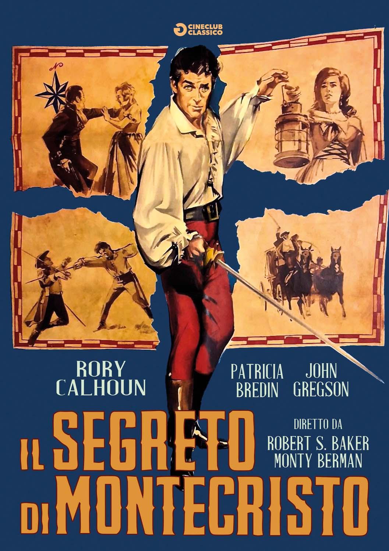 IL SEGRETO DI MONTECRISTO (DVD)