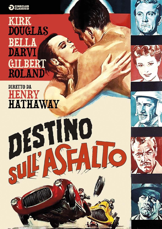 DESTINO SULL'ASFALTO (DVD)