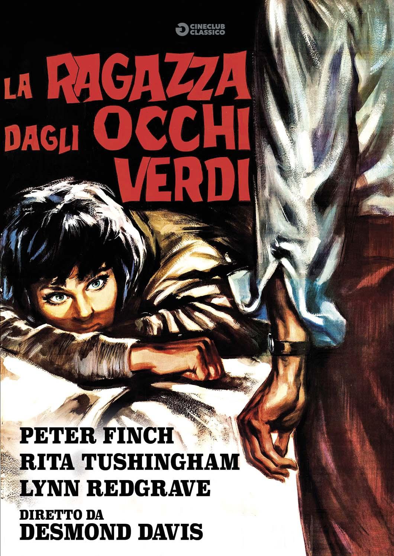 LA RAGAZZA DAGLI OCCHI VERDI (DVD)