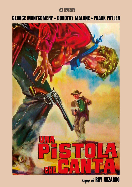 UNA PISTOLA CHE CANTA (DVD)