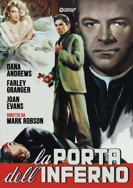 LA PORTA DELL'INFERNO (DVD)
