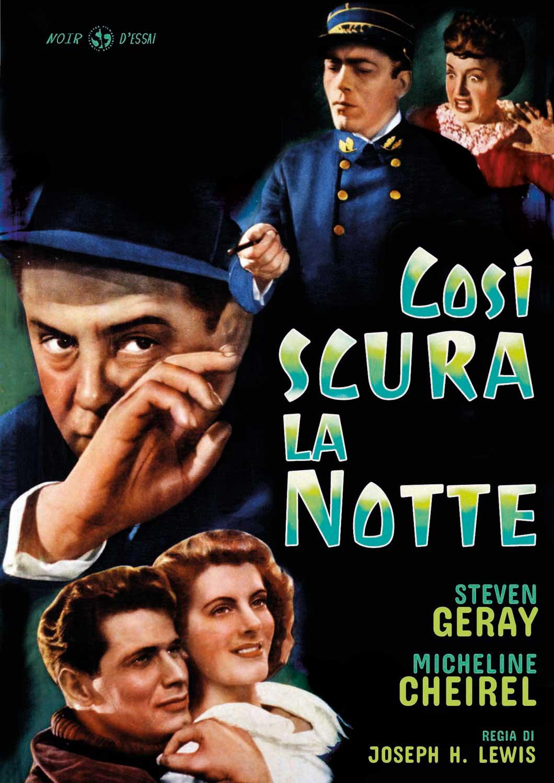 COSI' SCURA LA NOTTE (DVD)