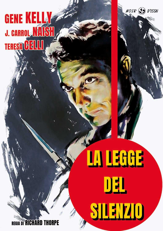 LA LEGGE DEL SILENZIO (DVD)