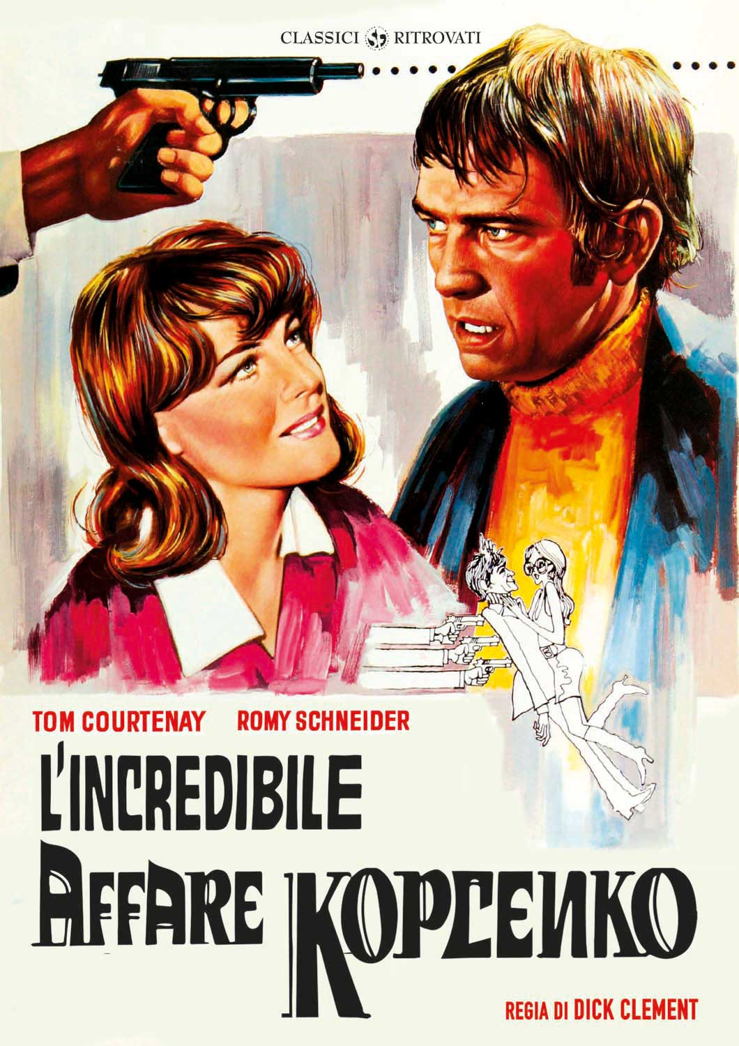 L'INCREDIBILE AFFARE KOPCENKO (DVD)