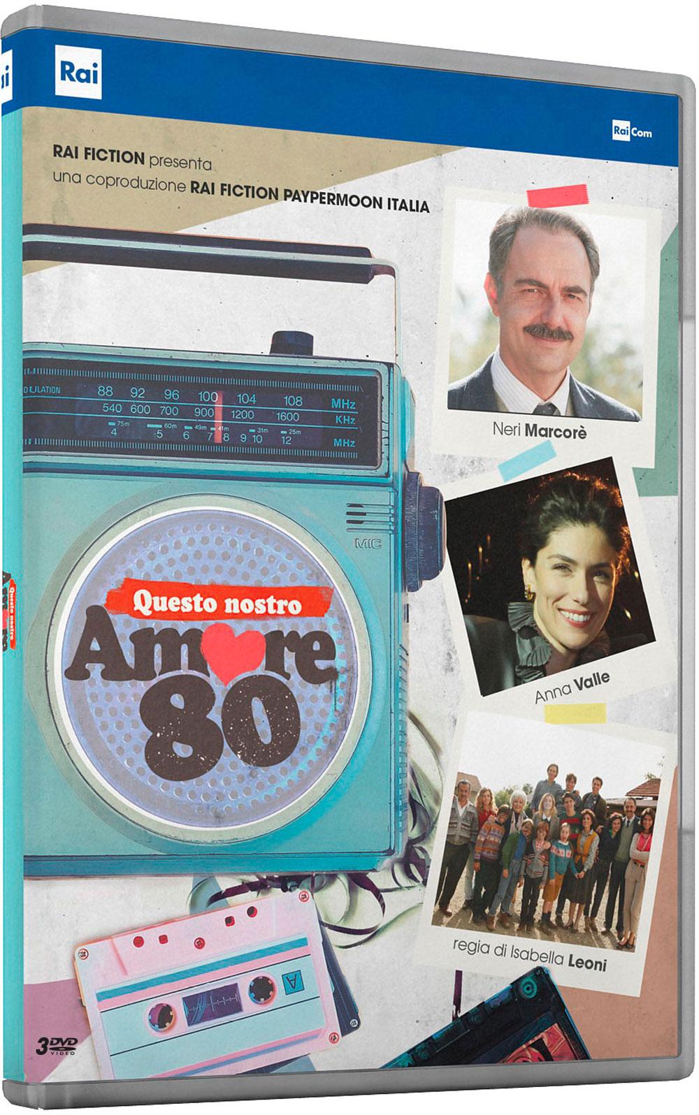 COF.QUESTO NOSTRO AMORE 80 (3 DVD) (DVD)