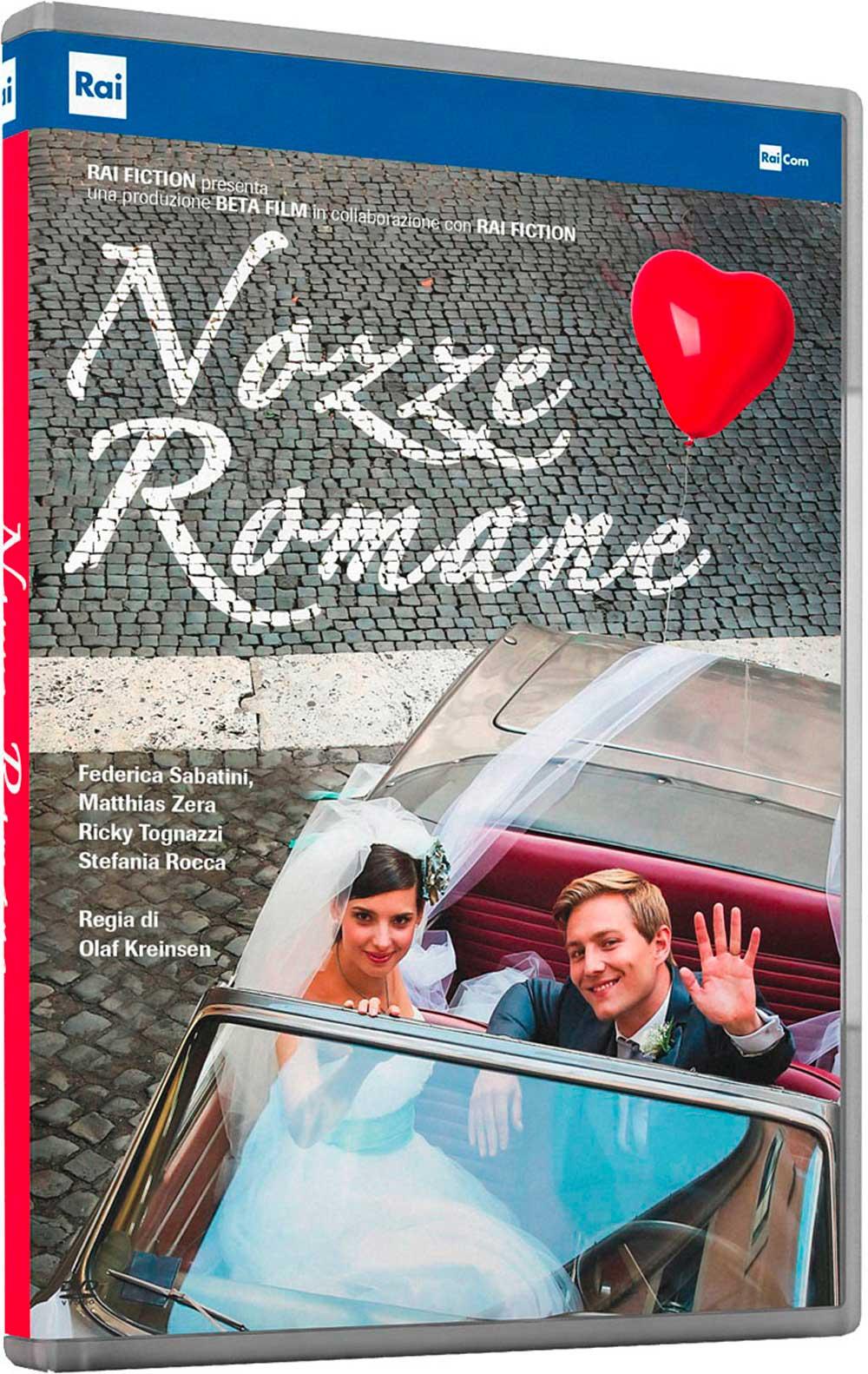 NOZZE ROMANE (DVD)