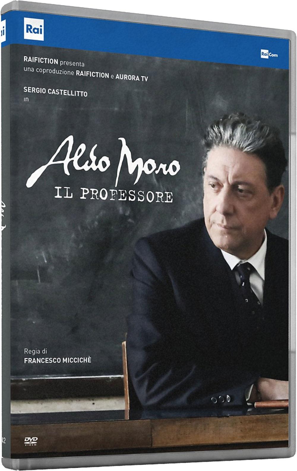 ALDO MORO - IL PROFESSORE (DVD)