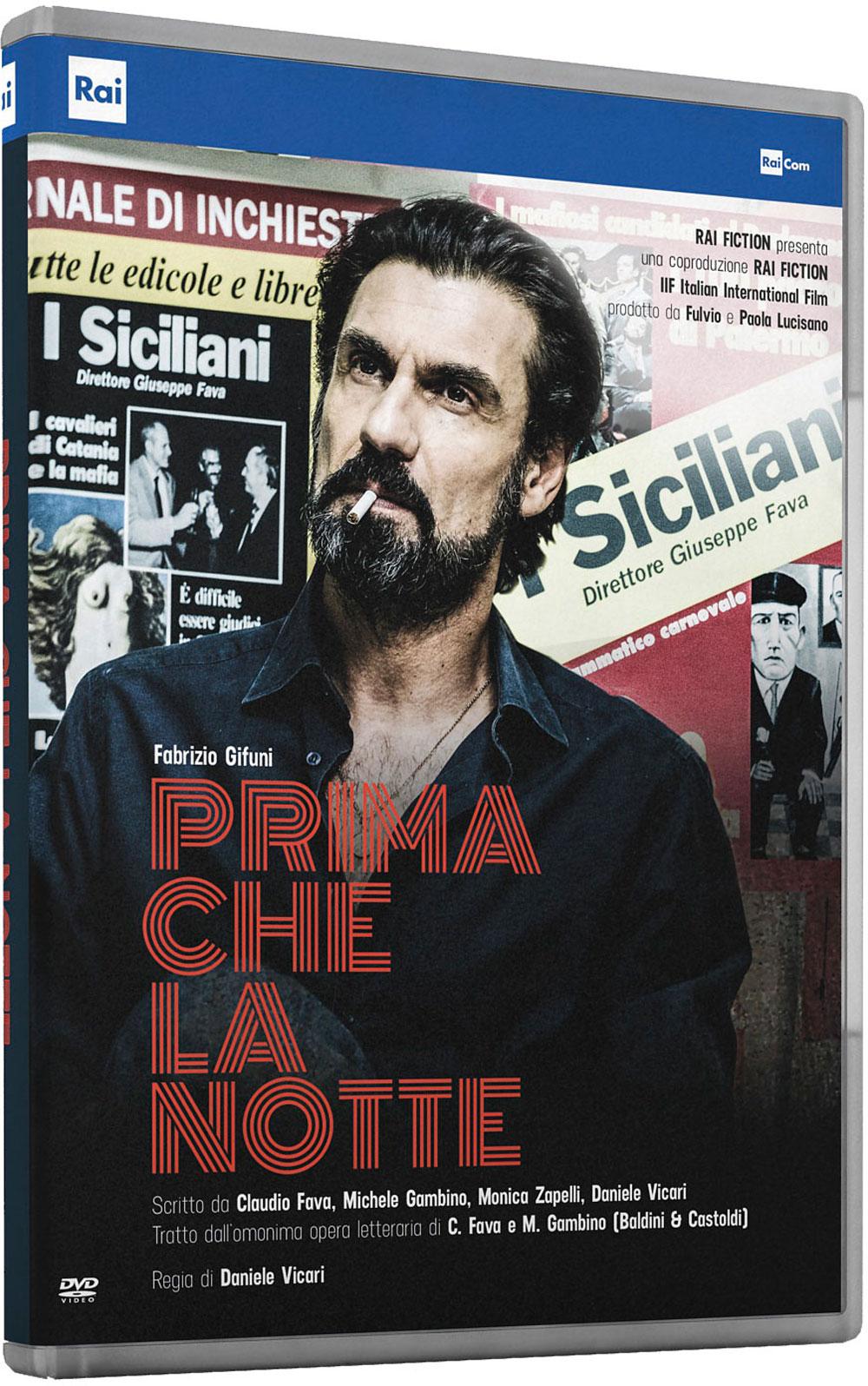 PRIMA CHE LA NOTTE (DVD)