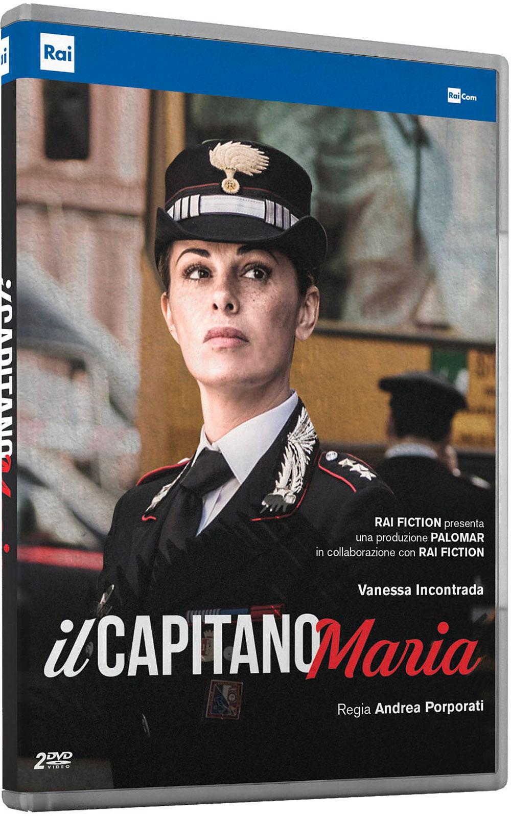 IL CAPITANO MARIA (2 DVD) (DVD)