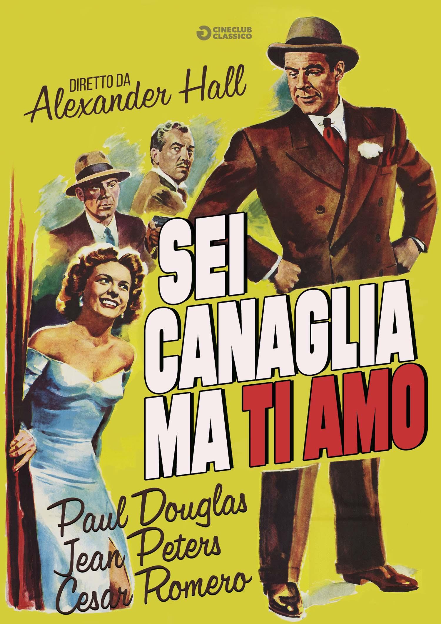 SEI CANAGLIA MA TI AMO (DVD)