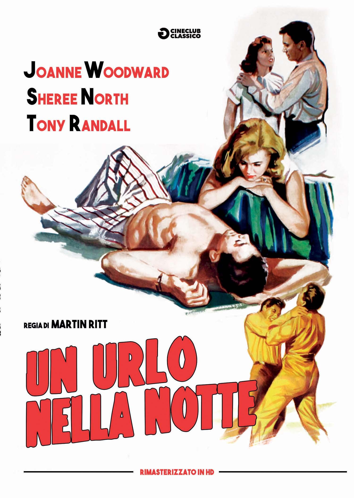 UN URLO NELLA NOTTE (DVD)