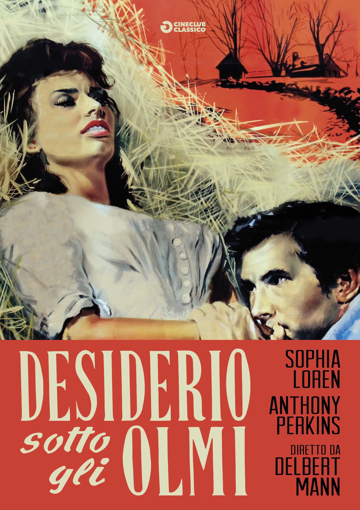 DESIDERIO SOTTO GLI OLMI (DVD)