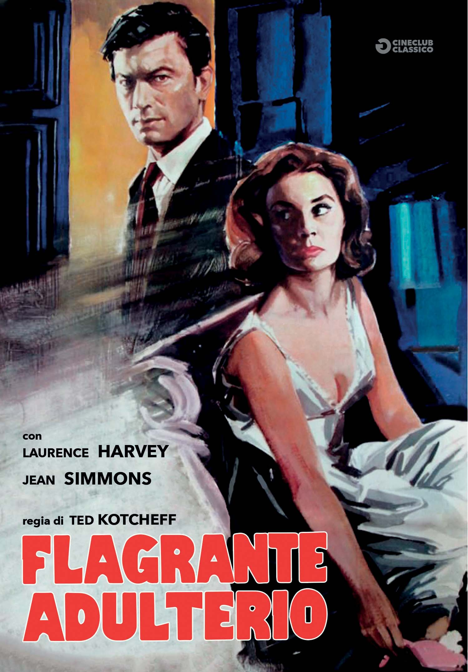 FLAGRANTE ADULTERIO (DVD)