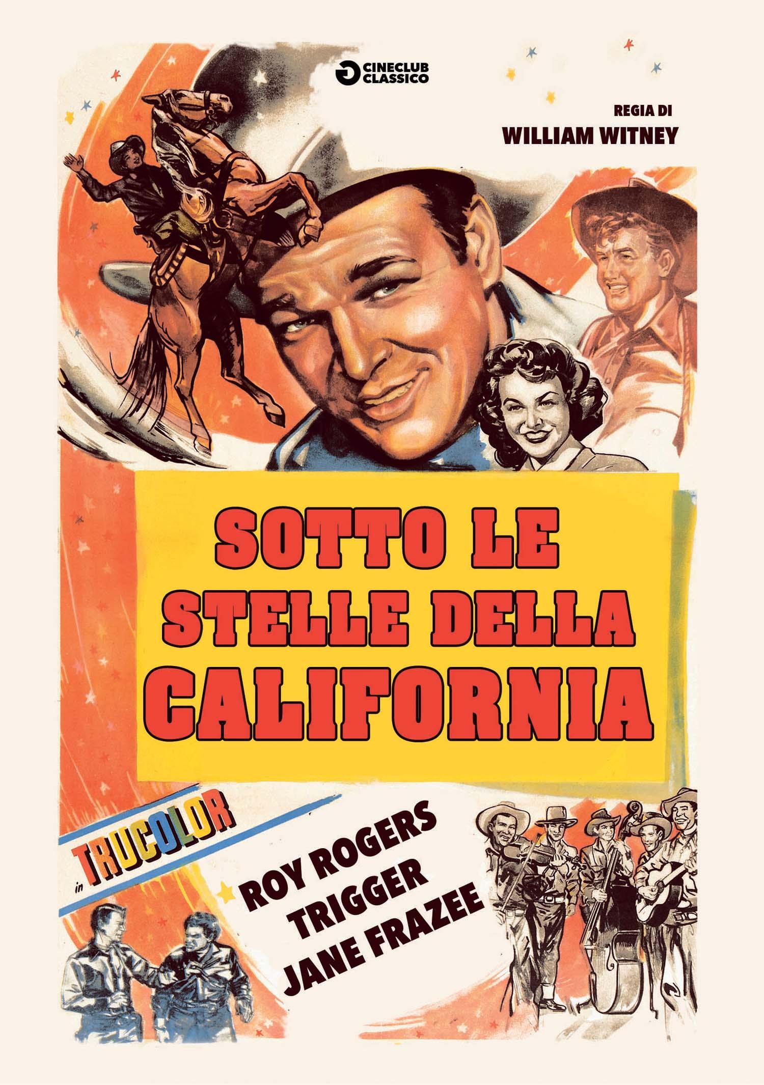 SOTTO LE STELLE DELLA CALIFORNIA (DVD)