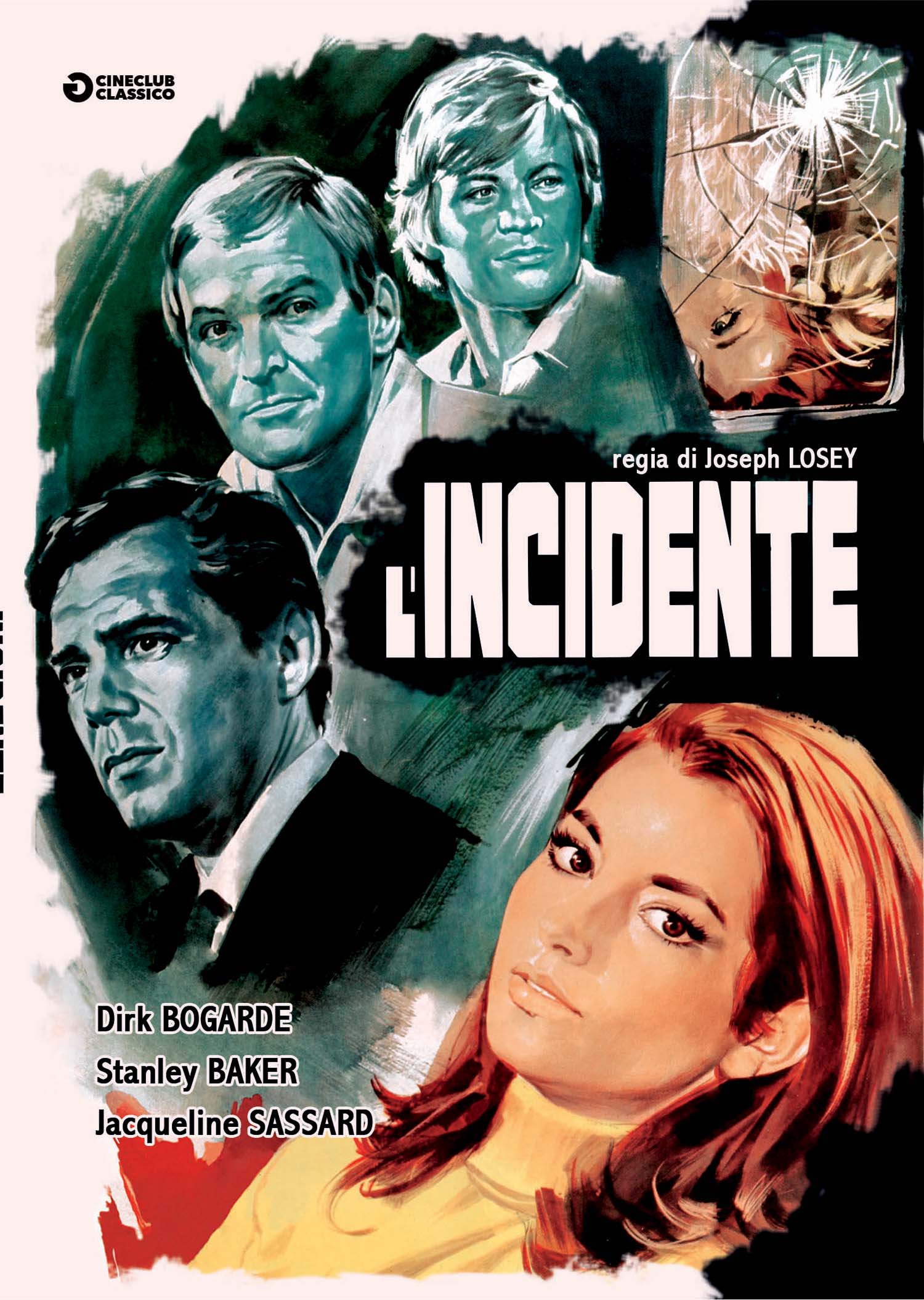 L'INCIDENTE (RESTAURATO IN HD) (DVD)
