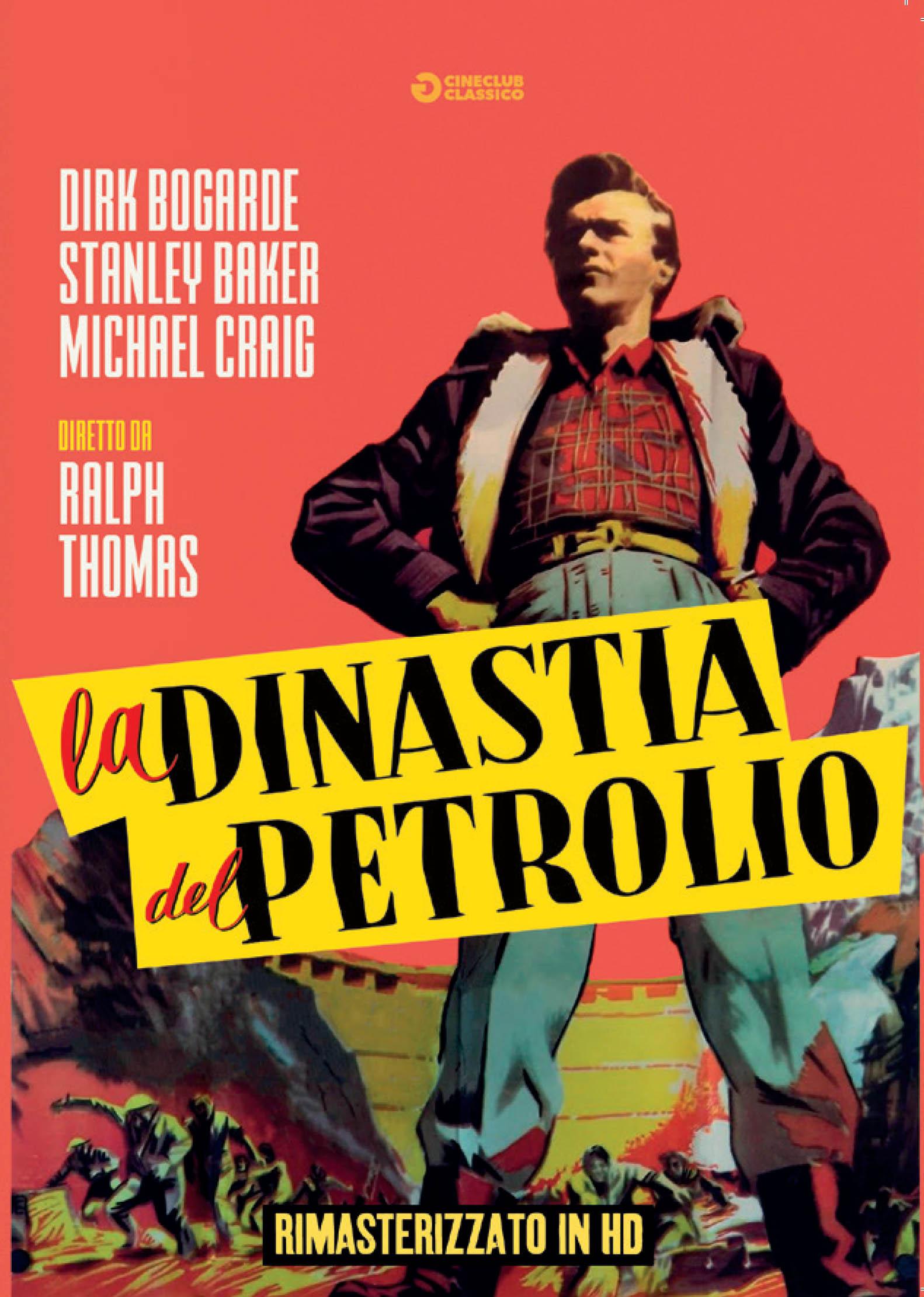 LA DINASTIA DEL PETROLIO (RIMASTERIZZATO IN HD) (DVD)