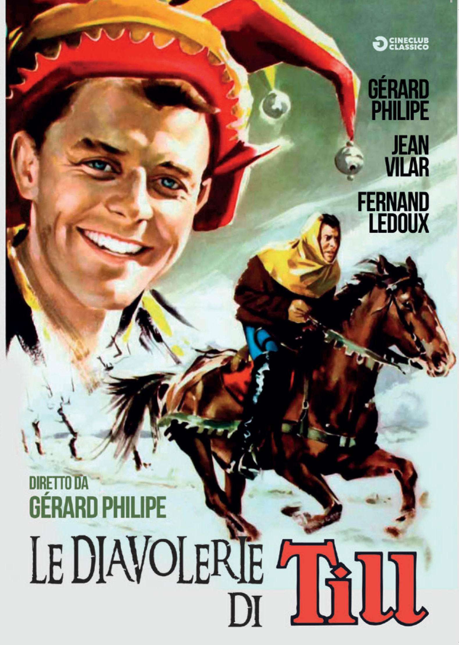 LE DIAVOLERIE DI TILL (DVD)