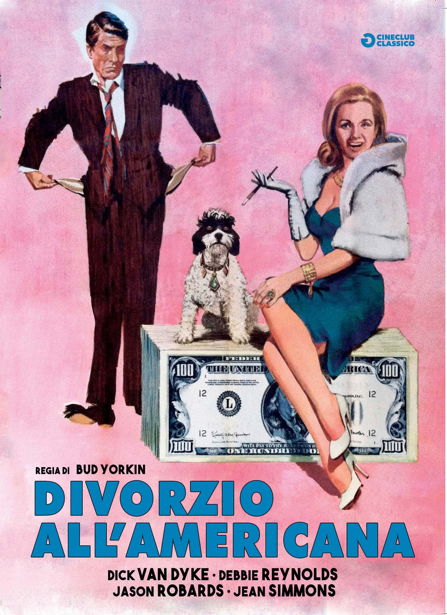 DIVORZIO ALL'AMERICANA (DVD)