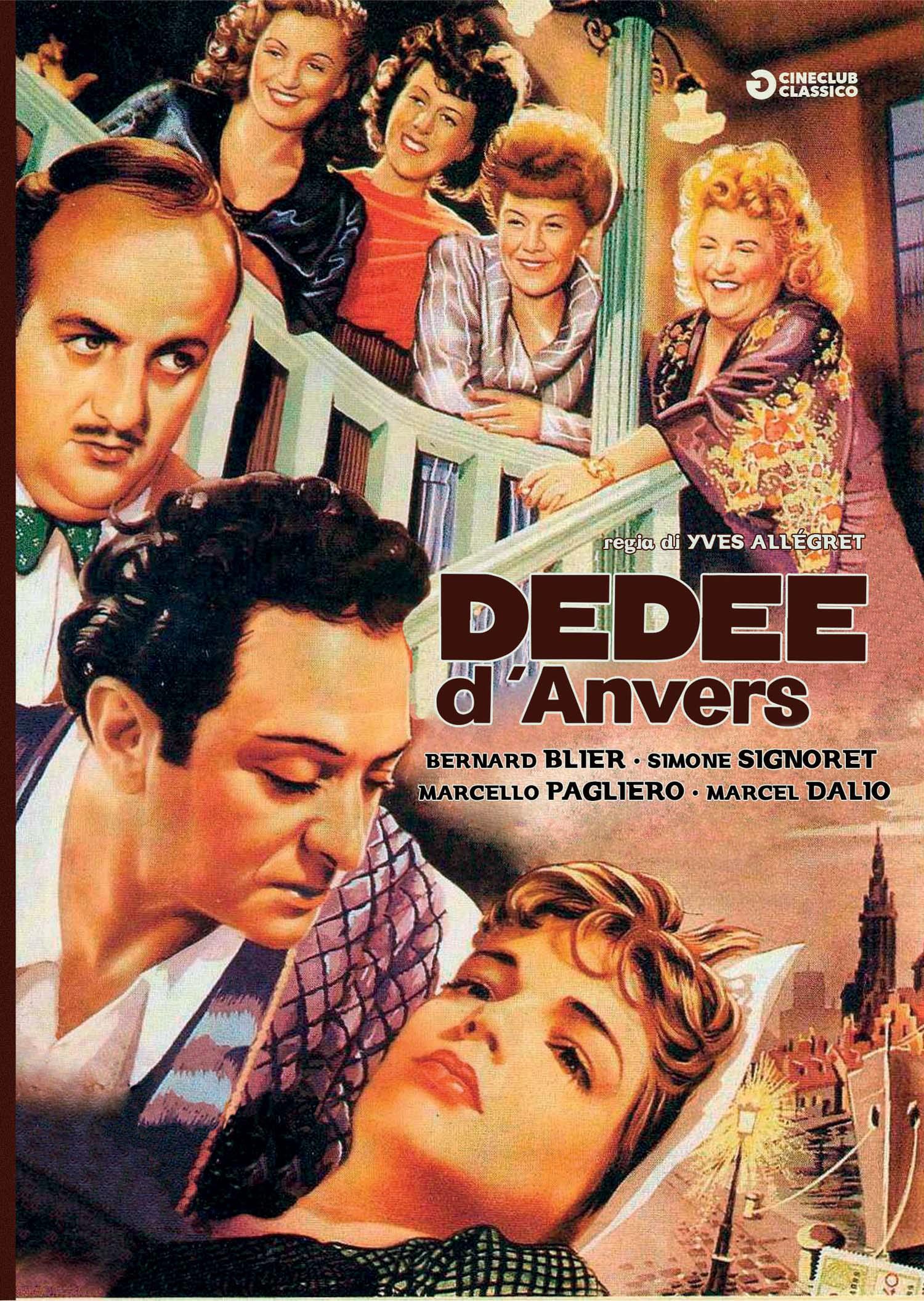 DEDEE D'ANVERS (DVD)