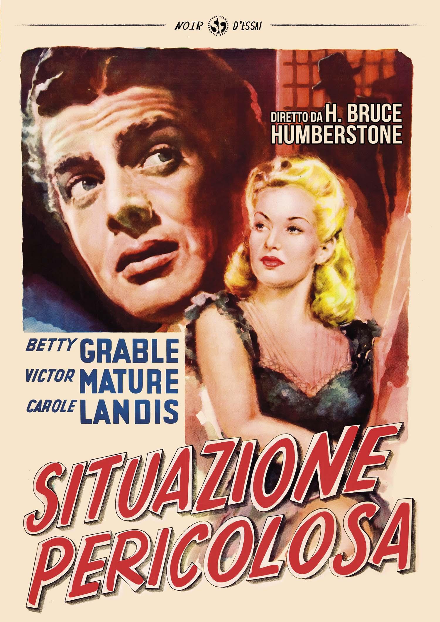 SITUAZIONE PERICOLOSA (DVD)