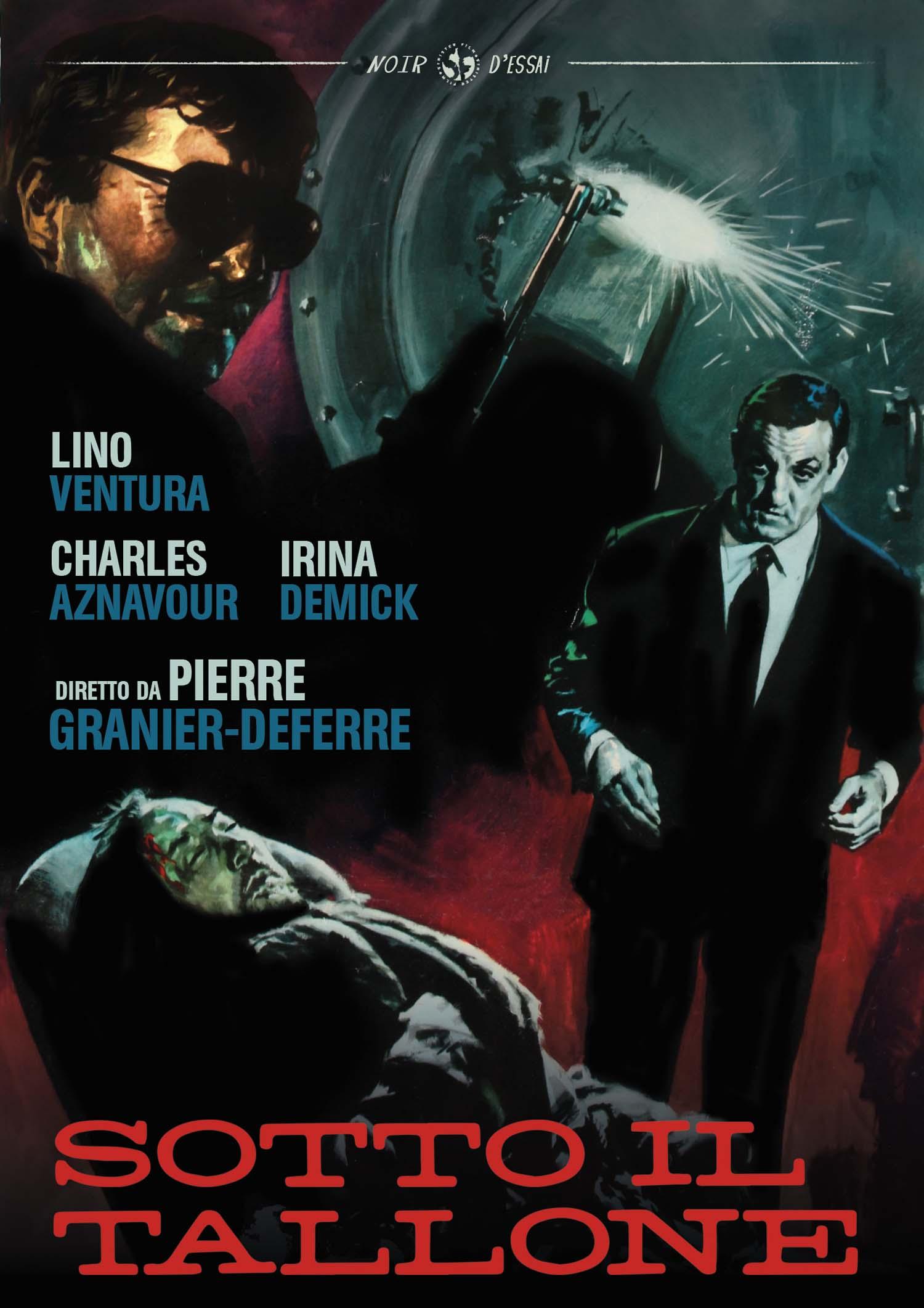 SOTTO IL TALLONE (DVD)