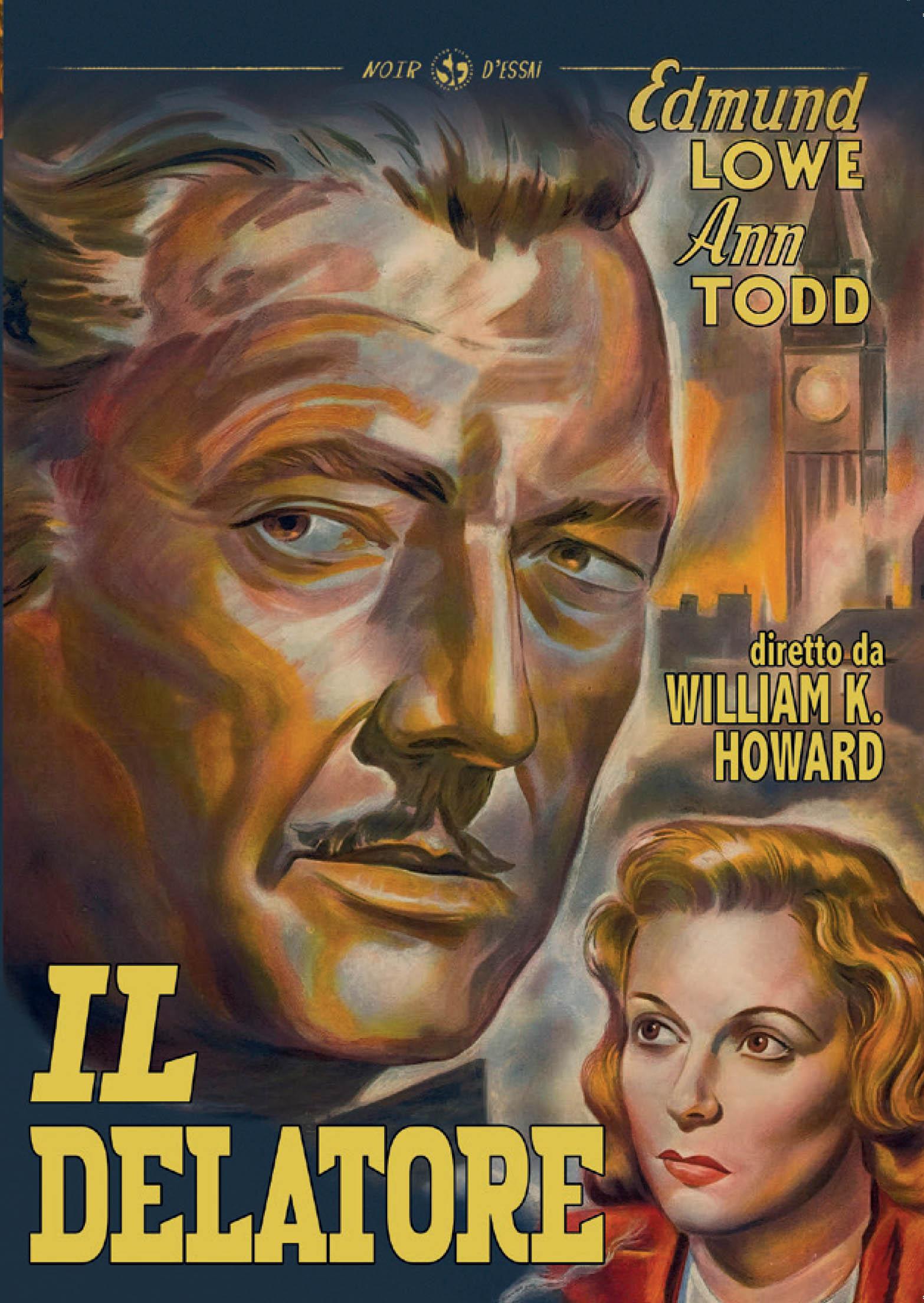 IL DELATORE (DVD)
