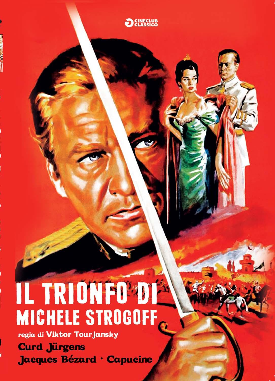 IL TRIONFO DI MICHELE STROGOFF (DVD)