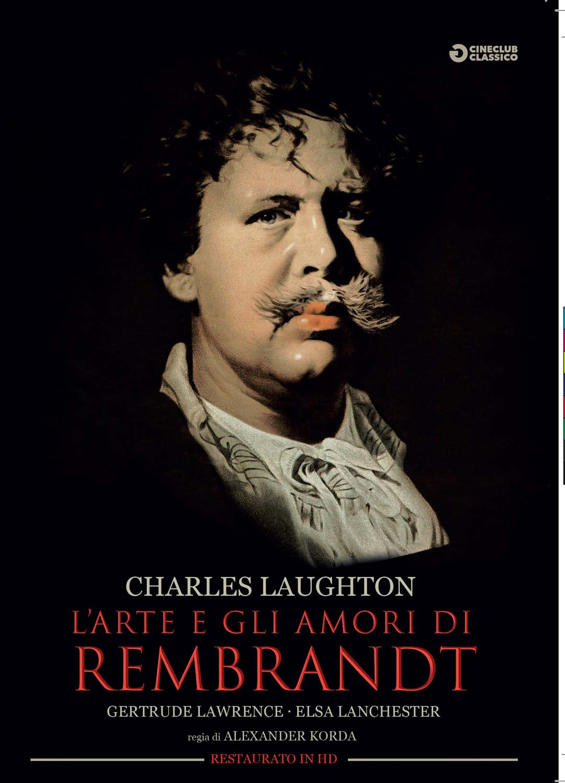 L'ARTE E GLI AMORI DI REMBRANDT (RESTAURATO IN HD) (DVD)