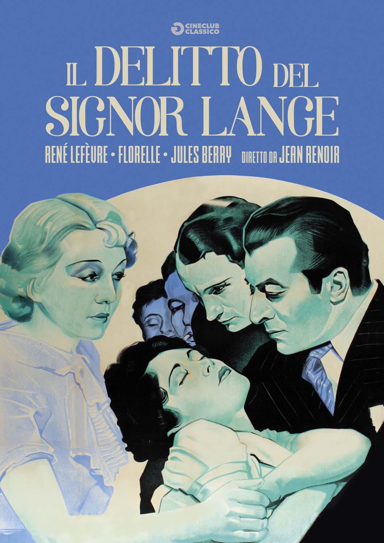 IL DELITTO DEL SIGNOR LANGE (DVD)