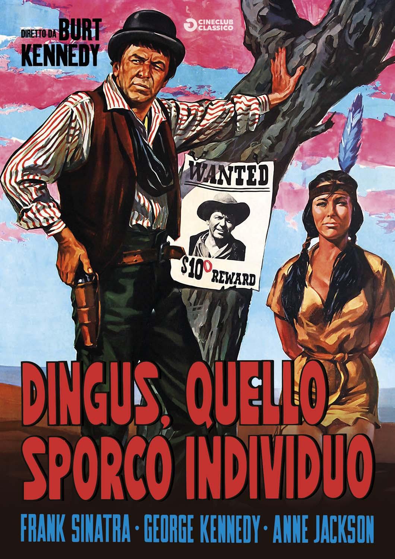 DINGUS QUELLO SPORCO INDIVIDUO (DVD)