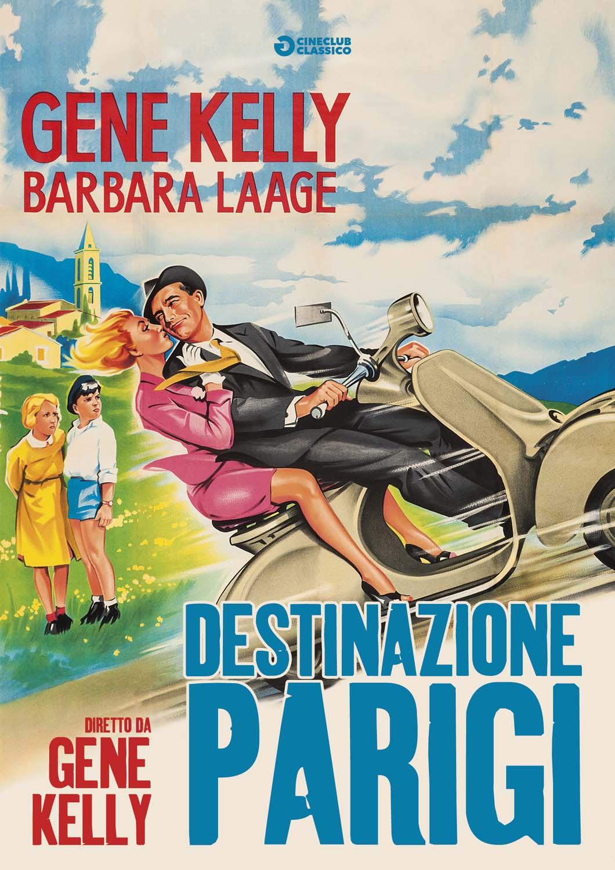 DESTINAZIONE PARIGI (DVD)