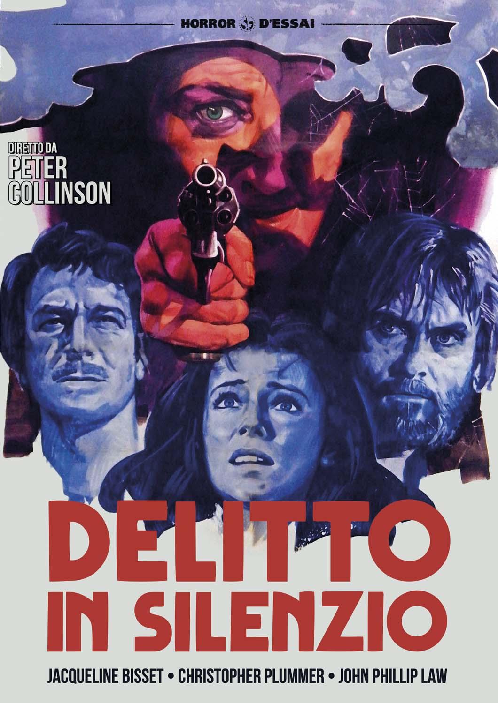 DELITTO IN SILENZIO (DVD)