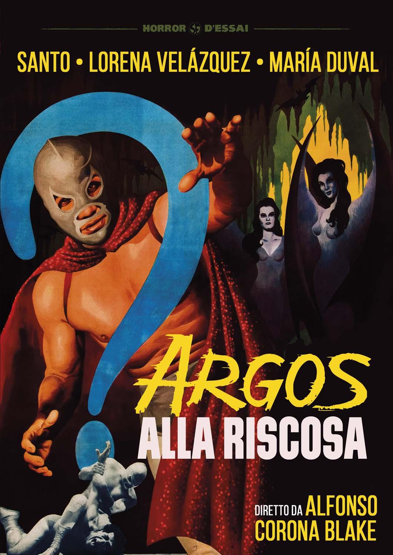 ARGOS ALLA RISCOSSA (DVD)