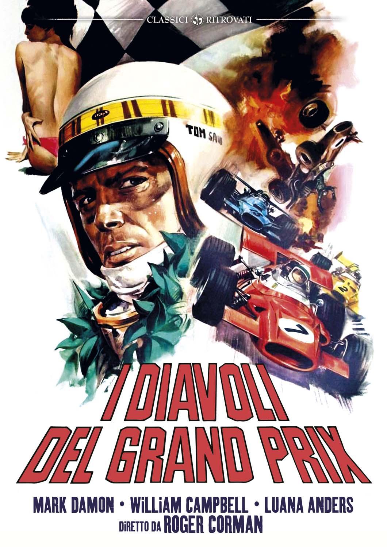 I DIAVOLI DEL GRAN PRIX (DVD)