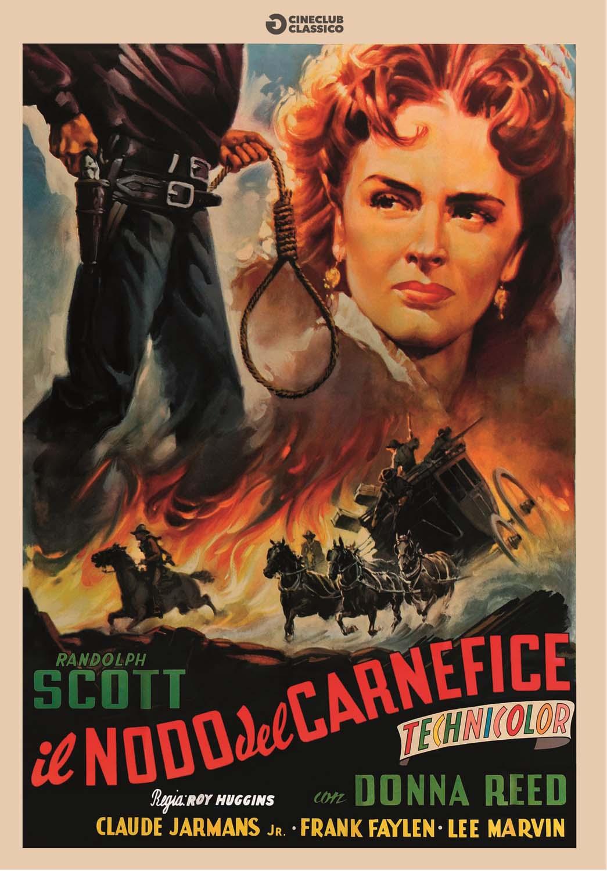 IL NODO DEL CARNEFICE (DVD)