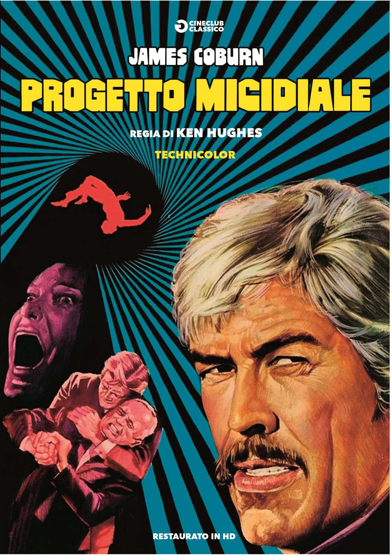 PROGETTO MICIDIALE (RESTAURATO IN HD) (DVD)